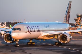 A7-ANI - Qatar Airways Airbus A350-1000