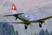 HB-ISC - Mathys Aviation Douglas DC-3 aircraft