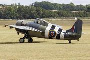 G-RUMW - The Fighter Collection Grumman FM Wildcat aircraft