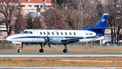 OY-NPF - North Flying Swearingen SA227-TT Merlin IVC