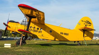 HA-MDT - Private PZL An-2
