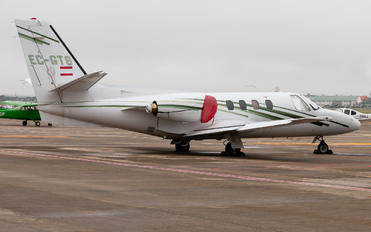 EC-GTS - Clipper National Air Cessna 500 Citation