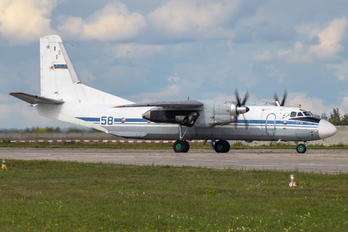 58 - Russia - Air Force Antonov An-26 (all models)