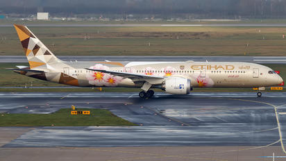 A6-BLS - Etihad Airways Boeing 787-9 Dreamliner