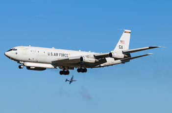 02-9111 - USA - Air Force Boeing E-8C Joint STARS