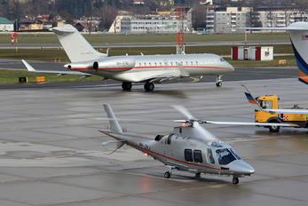9H-ZVJ - Vistajet Agusta Westland AW109 SP GrandNew