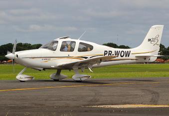 PR-WOW - Private Cirrus SR22