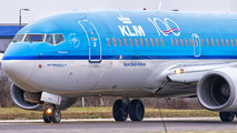 PH-BGQ - KLM Boeing 737-700 aircraft