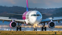 HA-LXW - Wizz Air Airbus A321 aircraft