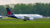 OO-SSL - Brussels Airlines Airbus A319 aircraft