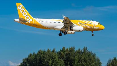9V-TAU - Tiger Airways Airbus A320