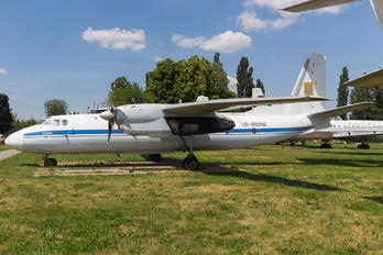 UR-49256 - Ukraine - Air Force Antonov An-24