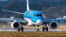 PH-EXV - KLM Cityhopper Embraer ERJ-190 (190-100) aircraft