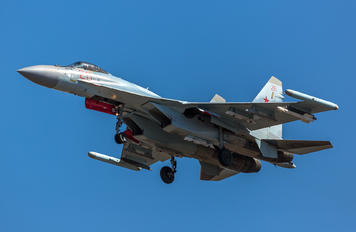 26 - Russia - Air Force Sukhoi Su-35S