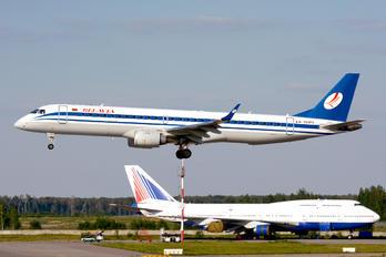 EW-399PO - Belavia Embraer ERJ-195 (190-200)