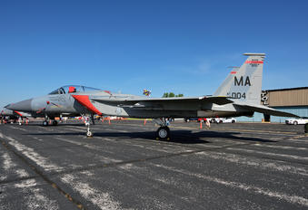 80-0004 - USA - Air Force McDonnell Douglas F-15C Eagle