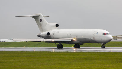 5N-BNQ - Private Boeing 727-200 (Adv)