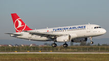 TC-JLT - Turkish Airlines Airbus A319 aircraft