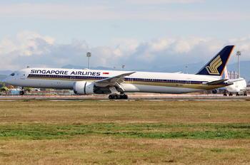9V-SCI - Singapore Airlines Boeing 787-10 Dreamliner