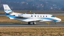 SP-KCS - Jet Service Cessna 560XL Citation XLS aircraft