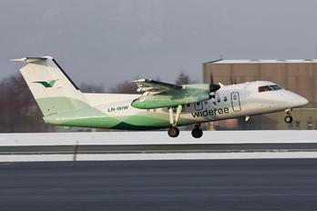 LN-WIW - Widerøe de Havilland Canada DHC-8-100 Dash 8