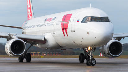 VP-BER - Red Wings Airbus A321