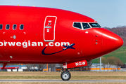 LN-NGW - Norwegian Air Shuttle Boeing 737-800 aircraft