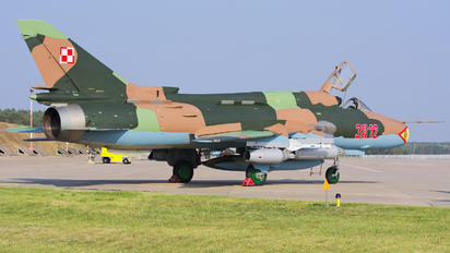 3812 - Poland - Air Force Sukhoi Su-22M-4