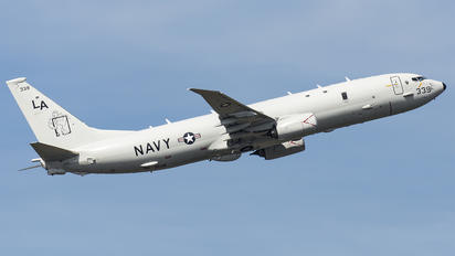 169339 - USA - Navy Boeing P-8A Poseidon