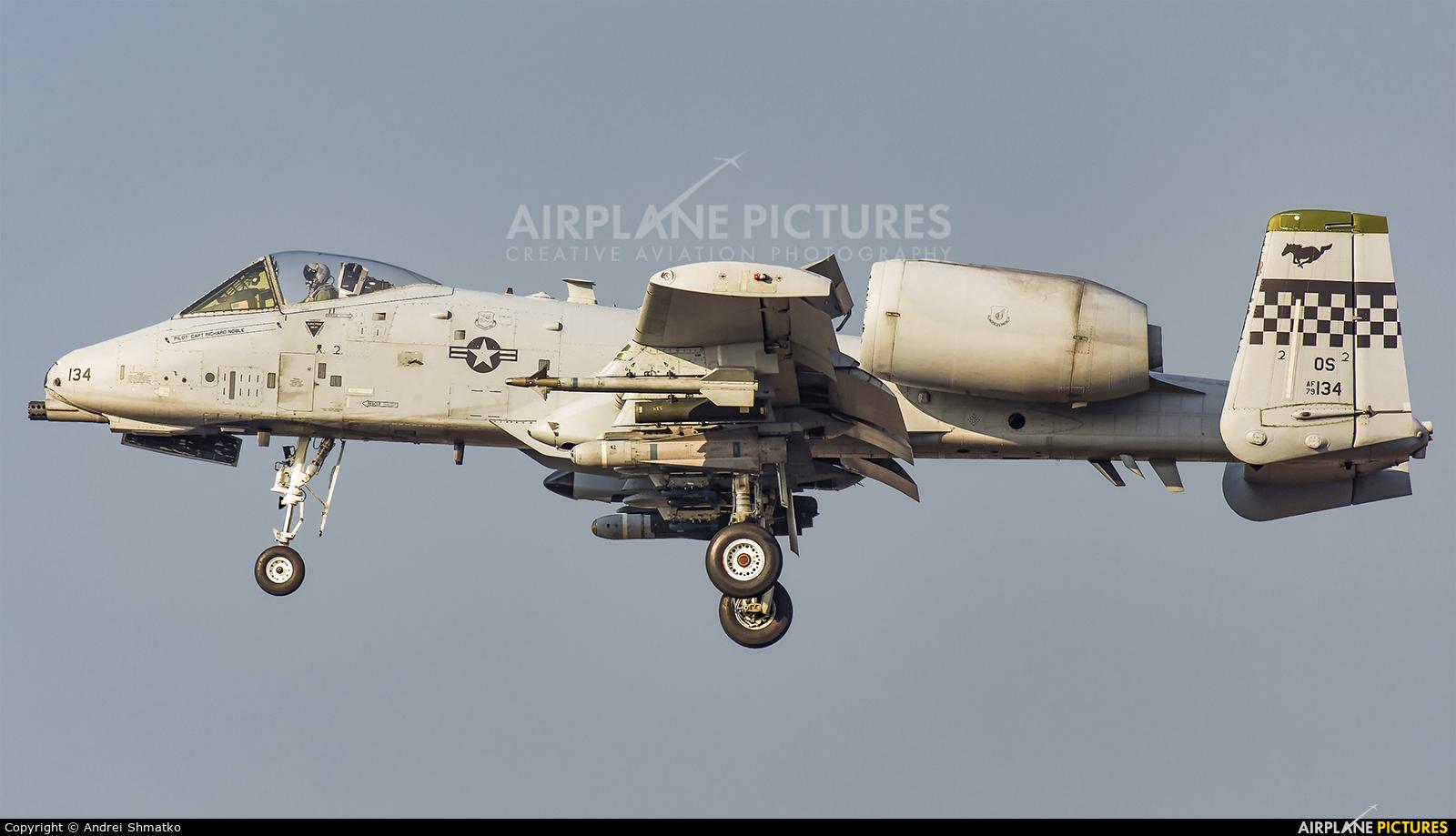 USA - Air Force 79-0134 aircraft at Osan AB