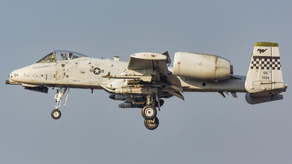 79-0134 - USA - Air Force Fairchild A-10 Thunderbolt II (all models)