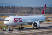 HB-JNL - Swiss Boeing 777-300ER aircraft