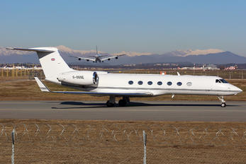 G-OGSE - TAG Aviation Gulfstream Aerospace G-V, G-V-SP, G500, G550