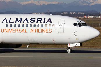 SU-TCK - Al Masria Boeing 737-400