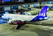 SE-ROJ - SAS - Scandinavian Airlines Airbus A320 NEO aircraft