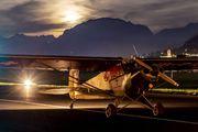 HB-PAV - Private Piper PA-18 Super Cub aircraft