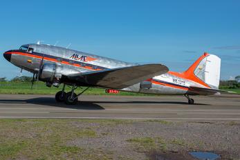 HK-3215 - Aerolíneas del Llano S.A.S. (ALLAS) Douglas C-47B Skytrain
