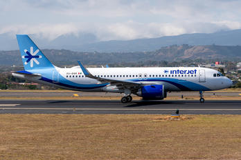 XA-DQR - Interjet Airbus A320 NEO