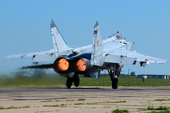 RF-95439 - Russia - Air Force Mikoyan-Gurevich MiG-31 (all models)