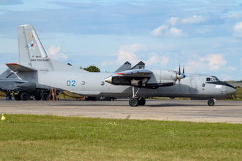 RF-36025 - Russia - Air Force Antonov An-26 (all models)