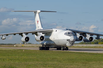 RF-94285 - Russia - Air Force Ilyushin Il-78