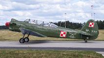 SP-YYY - Museum of Polish Aviation Yakovlev Yak-18 aircraft
