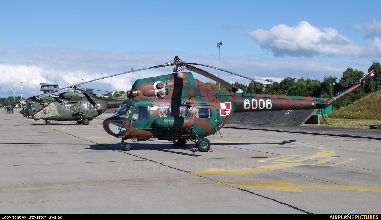 Poland - Army 6006 aircraft at Świdwin