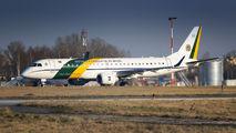 2591 - Brazil - Air Force Embraer ERJ-190-VC-2 aircraft