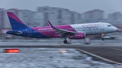 HA-LSA - Wizz Air Airbus A320