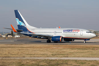 VP-BYY - Smartavia Boeing 737-700