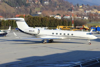 N162JC - Private Gulfstream Aerospace G-V, G-V-SP, G500, G550