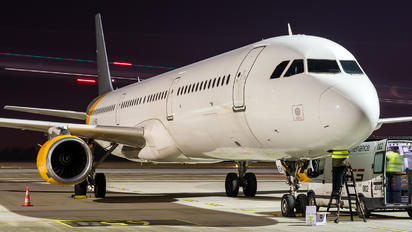 LY-VEH - Thomas Cook Airbus A321
