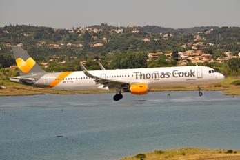 G-TCDJ - Thomas Cook Airbus A321