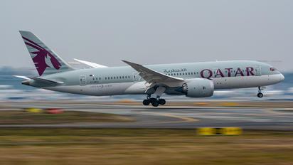 A7-BDB - Qatar Airways Boeing 787-8 Dreamliner